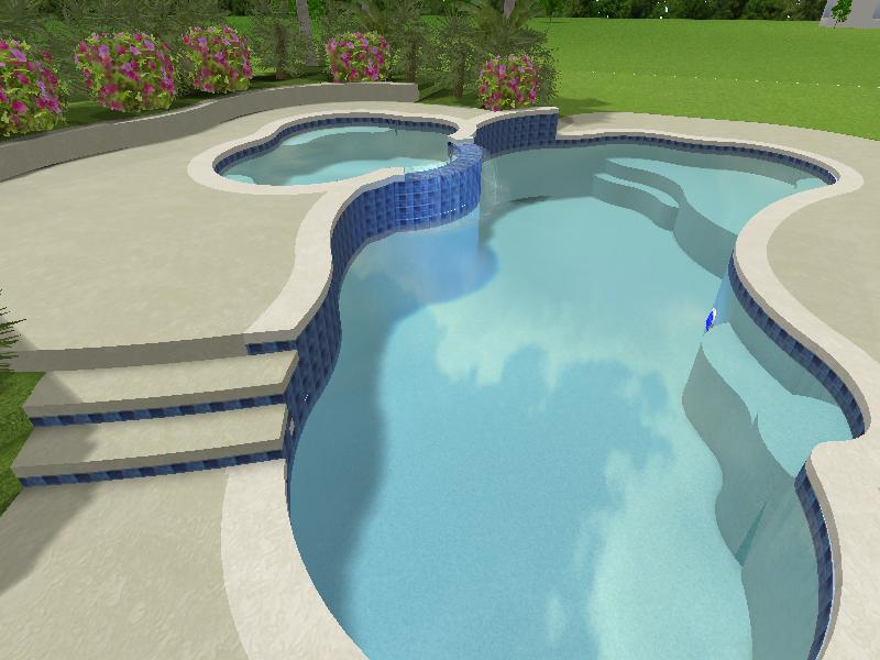 Advanced pool design swimming pool design swimming pool for Swimming pool plan layout